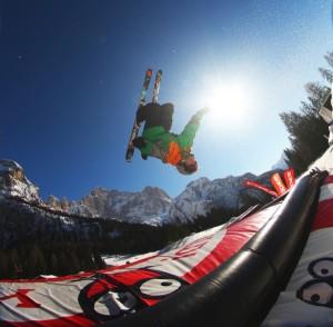 Snow Park e test materiali sci e snowboard